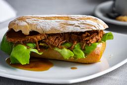 Sandwich Asado
