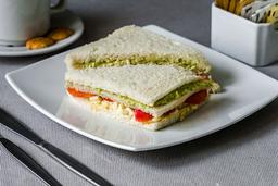 Sandwich Tricolor