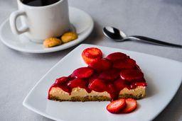 Cheesecake De Fresas