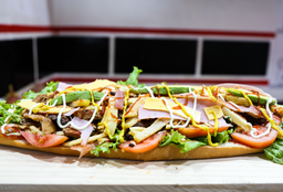 Sándwich Pepito de Carne