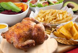 Pollo Mediterráneo Extra