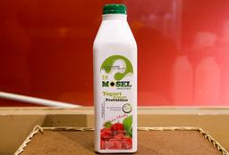 Yogurt Probiótico de Frambuesa Silvestre