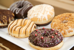 Pack de 6 Donuts