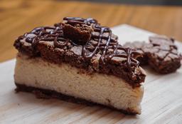 NY Cheesecake de Brownie