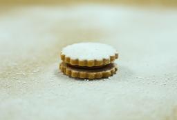 Alfajor Con Manjar Mini
