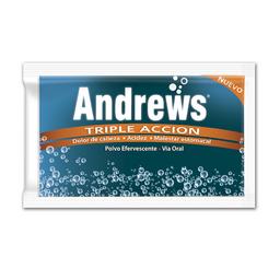 Andrews Triple Acción