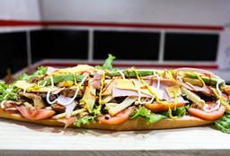 2x1  Sándwich Pepito de Carne