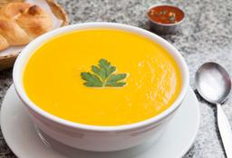 Sopa + Alfajor Gratis