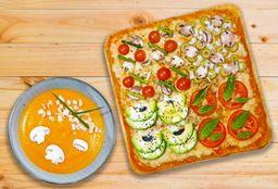 Pizza + Crema