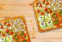 2 Pizzas de 2 Sabores c/u