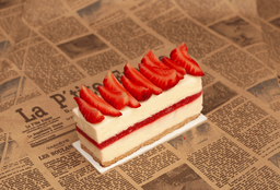 Cheesecake de Fresa