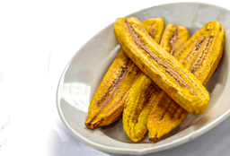 Porción de Maduros Frito
