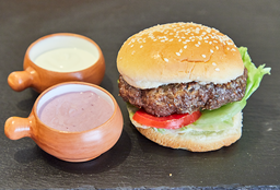 Hamburguesa de Carne royal