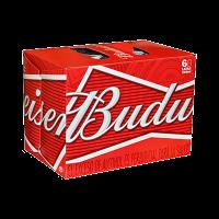 Budweiser 269 ml X 6 unidades
