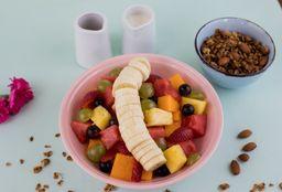 Ensaladas de Frutas con Yogurt