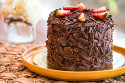 Mini Torta de Chocolate Tradicional
