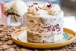 Mini Torta de Red Velvet