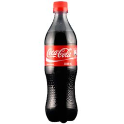 Coca Cola sabor original x 500 ml