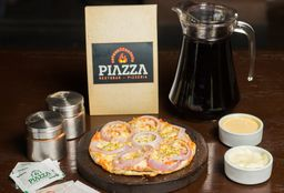 Pizza de Cebolla Personal
