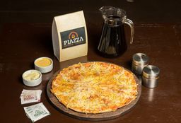Pizza de Espárragos Personal