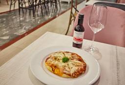 Combo de Pizza Personal + Botella de Vino