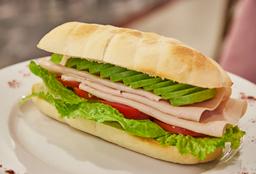 Sándwich de Pavo Light