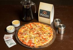 Pizza Chacarera Personal