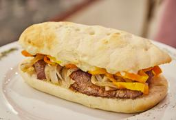 Sándwich Phylli Cheese Steak