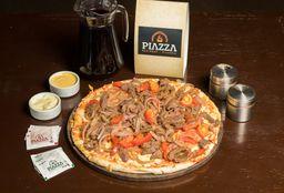 Pizza de Lomo Saltado Personal