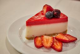 Cheesecake de Fresa (Porción)