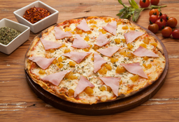 Pizza Hawaiian Pie