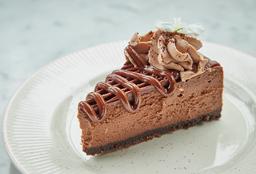 Porción Cheesecake de Nutella