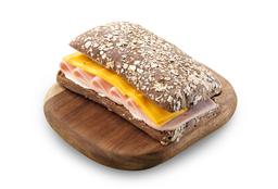 Sándwich Pavita y Queso