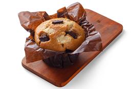 Muffin de Naranja y Chocochips