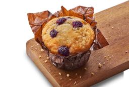 Muffin de Berries