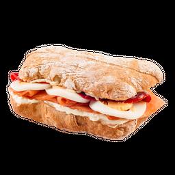 Sándwich Asturiano