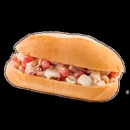 Sándwich Cantábrico