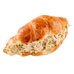 Croissant de Pollo