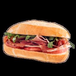 Sándwich de Prosciutto