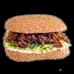 Sándwich de Teriyaki