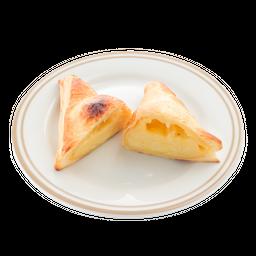 Empanada de Queso en Masa Hojaldre