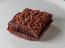 Porción Brownie