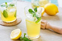 Limonada de Menta