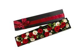 Flower plus box