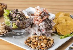 Ceviche Yin Yang MIX Mediano
