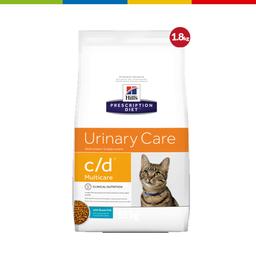 Hills Pd Feline C/D Multicare 4 Lb - Acom-00118