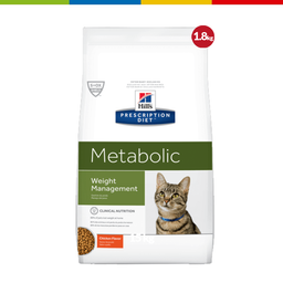 Hills Pd Feline Metabolic 4 Lb - Acom-00282