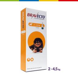 Bravecto Dog Pipeta 4.5 Kg - 69725