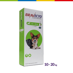 Bravecto Dog Pipeta 10 - 20 Kg - 69727