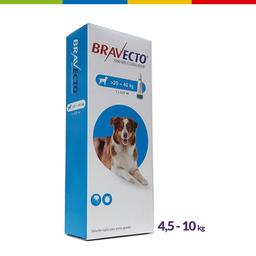 Bravecto Dog Pipeta 20 - 40 Kg - 69728